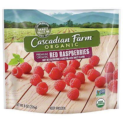 CASCADIAN FARM ORG RSPBERRIES