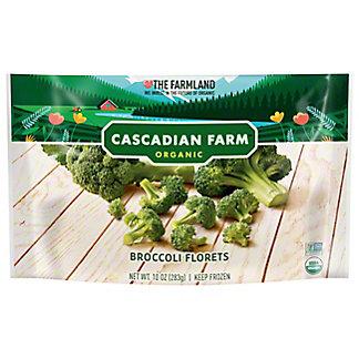 Cascadian Farm Organic Broccoli,10.00 oz