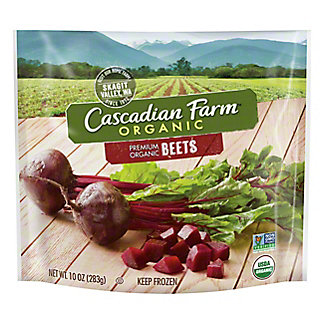 Cascadian Farm Organic Organic Red Beets, 10 oz