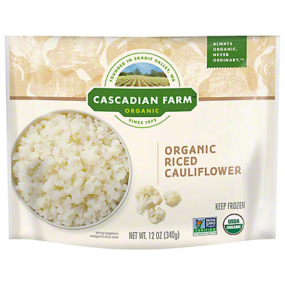 Cascadian Farms Rice Cauliflower,12 oz
