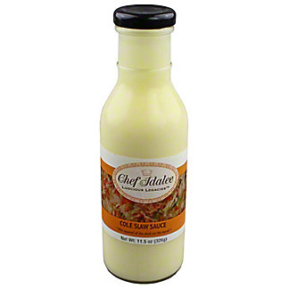CHEF IDALEE Cole Slaw Base Sauce, 11.5 oz