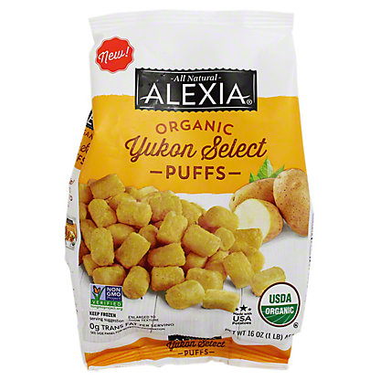 Alexia Yukon Potato Puffs, 16 oz