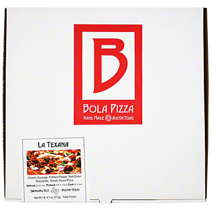 Bola Pizza La Texana, 19.7 oz