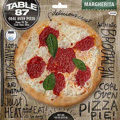 Table 87 Pizza Margherita, Ea