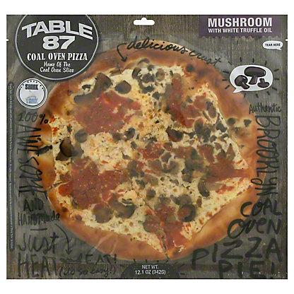 Table 87 Pizza Mushroom White Truffle Pie, 9.8OZ