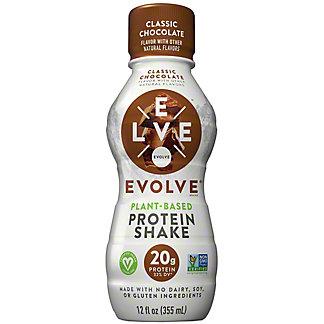 Evolve RTD Protein Shake Classic Chocolate, 12 oz