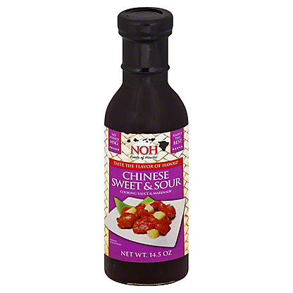 Noh Chinese Sweet & Sour Sauce, 14.5OZ
