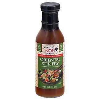 Noh Oriental Stir Fry, 6OZ