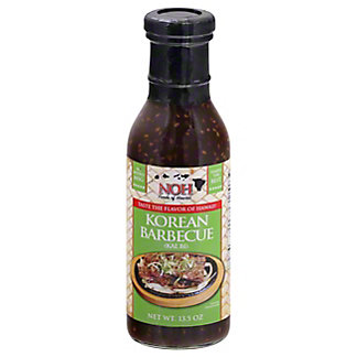 Noh Korean BBQ Sauce, 13.5OZ