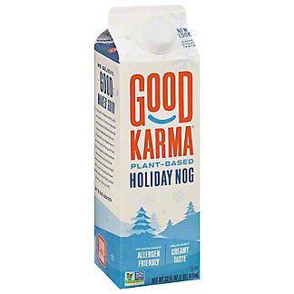 Good Karma Holiday Nog, 32 oz