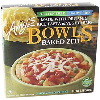 Amy's Bowls Baked Ziti GF, 9.50 oz