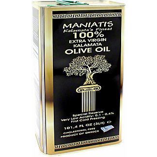 Maniatis Extra Virgin Olive Oil, 3 L