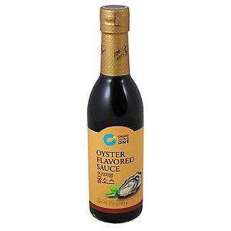 Chung Jung One Premium Oyster Sauce,17.6OZ
