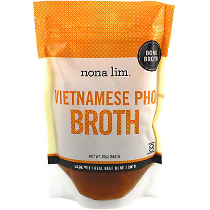Nona Lim Vietnamese Pho Broth, 20 oz
