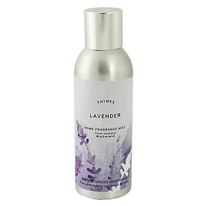Thymes Lavender Home Fragrance Mist,3 OZ