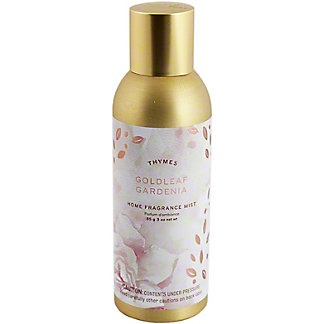 Thymes Gold Gardenia Home Fragrance Mist, 3 oz