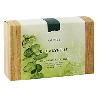 Thymes Eucalyptus Bar Soap, 6.8 oz