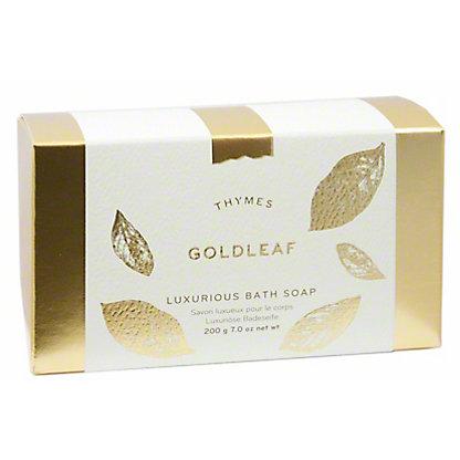 Thymes Goldleaf Bar Soap,7 OZ