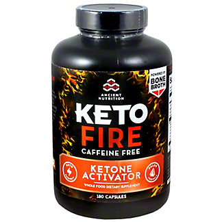 Ancient Nutrition Keto Fire, 16 OZ