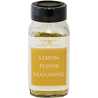 Chef Milton Lemon Pepper,4.5OZ