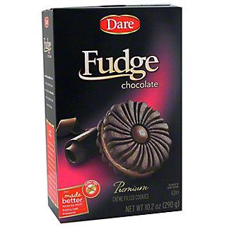 DARE Chocolate Fudge Cookies,10.2 oz