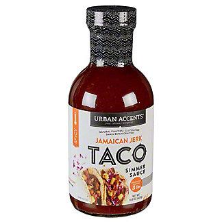 Urban Accents Jamaican Jerk Taco Sauce, 14.3 oz