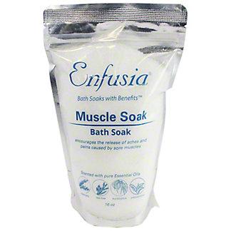 Enfusia Muscle Soak,16 OZ