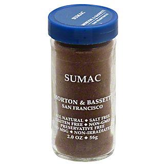 Morton & Basset All Natural Sumac,2OZ