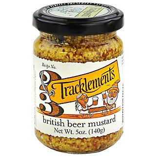 Tracklements Tracklements Mustard British Beer Mustard, 5OZ