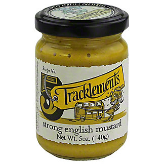 Tracklements Tracklements Mustard English Strong, 5OZ
