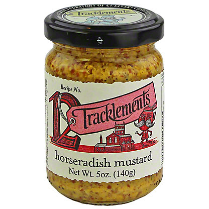 Tracklements Tracklements Mustard Horseradish, 5OZ