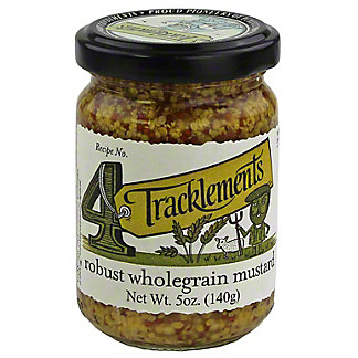Tracklements Tracklements Mustard Whole Grain,5OZ