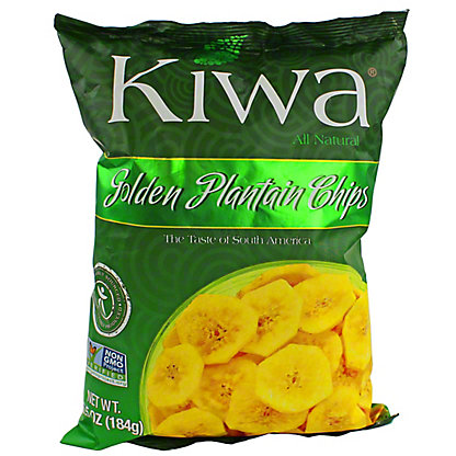 Kiwa Kiwa Chips Golden Plantain,6.5OZ