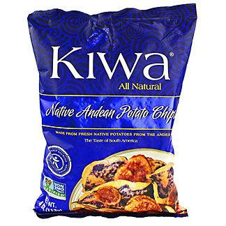 Kiwa Kiwa Native Andean Potato Chips, 4OZ