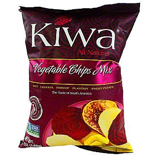 Kiwa Kiwa Vegetable Chip Mix, 5.25OZ