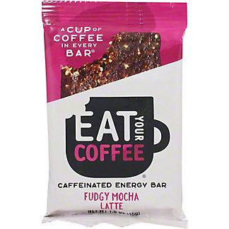 New Grounds Food Mocha Latte Coffee Bar, 1.60 oz