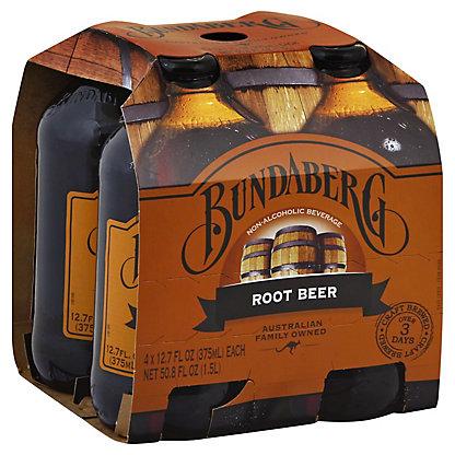 Bundaberg Root Beer 12.7 oz Bottles, 4 pk