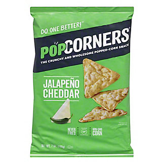 Our Little Rebellion PopCorners Smokin Jalapeno,7 oz
