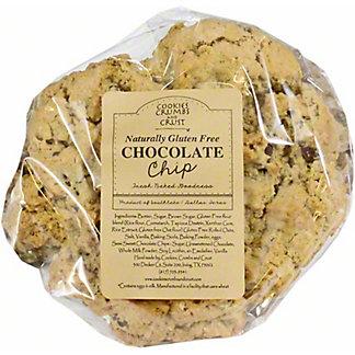 Cookies Crumbs & Crusts Naturally Gluten Free Chocolate Chip Cookie, ea