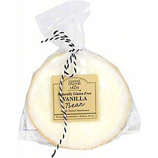 Cookies Crumbs and Crust Naturally Gluten Free Vanilla Bean Cookie, ea