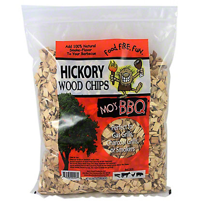 Mos Hickory Wood Chips, ea