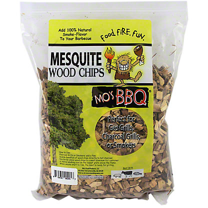 Mos Mesquite Wood Chips, ea