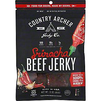 Country Archer Sriracha Beef Jerky, 3 oz