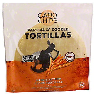 Cabo Chips Flour Tortillas,19.13O