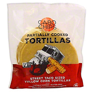 Cabo Chips Yellow Corn Tortillas,12.96O