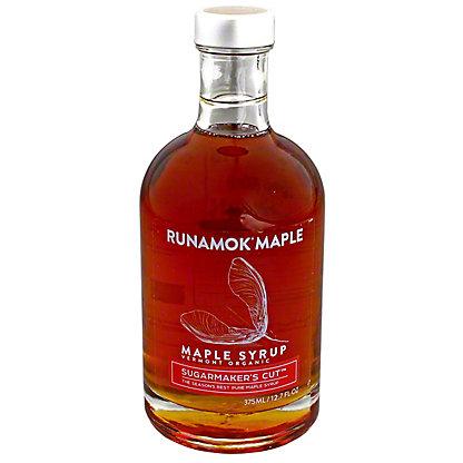Runamok Sugarmaker's Cut Maple Syrup, 12.7OZ