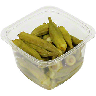 Doux South Pickled Okra, Sold by the pound