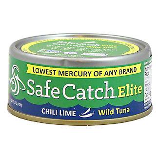 Safe Catch Elite Chile Lime Tuna,5OZ
