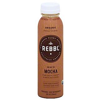 Rebbl Organic Elixir Organic Maca Mocha, 12 oz