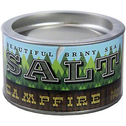 Beautiful Briny Sea Campfire Sea Salt, 6 oz